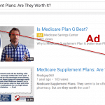 Case Study: Medicare Supplement Insurance YouTube Campaign