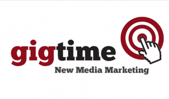 Gigtime New Media New Logo