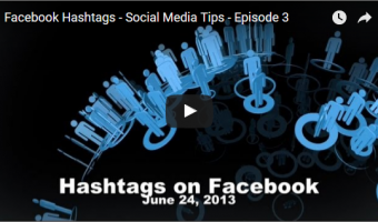 Facebook Adds Hashtags